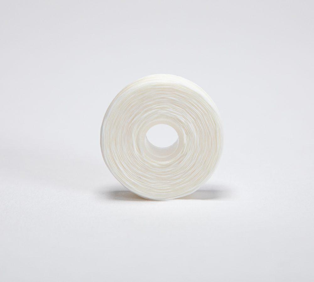 Dental floss rolls